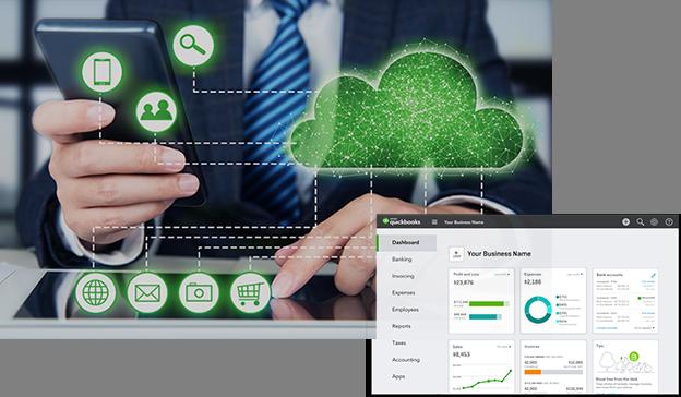 Quickbooks Desktop Cloud